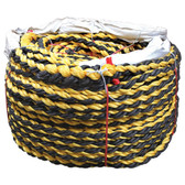 Polypropylene tiger rope 8 strand korean made