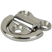 Cast stainless steel folding pad eyes 316 grade 56558