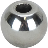 Stainless steel architectural ball smooth bore 316 grade