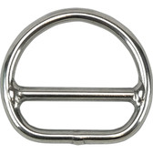 Stainless steel double layer welded d ring 316 grade
