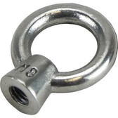 Stainless steel eye nuts 316 grade