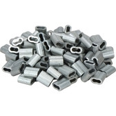 Aluminium hand swages for wire australian made