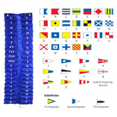 International code flag set
