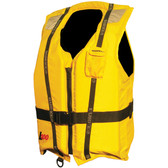 Foam burke l100 yellow pfd adult