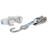 304g stainless steel boat ratchet tie down