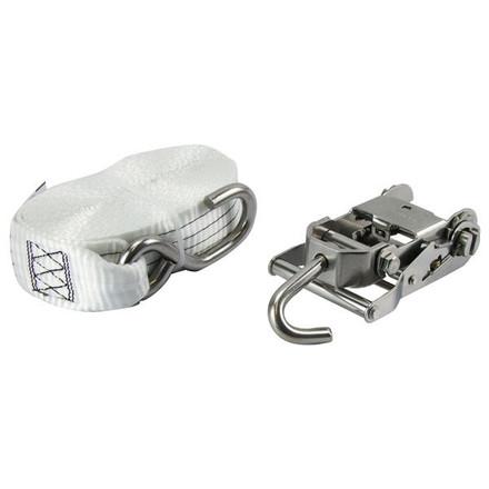 304g stainless steel ratchet 39 s 39 hook to 39 j 39 hook tie down. Black Bedroom Furniture Sets. Home Design Ideas
