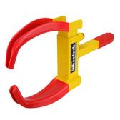 Stretchmaster wheel locks