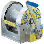 Atlantic 15 1 large brake winch series 1500kg lift capacity