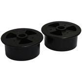 Supafend high impact nylon hubs pair