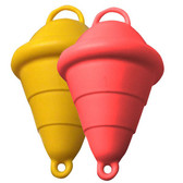 Red & Yellow Buoys