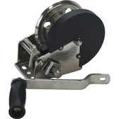 Stainless steel hand winch 54278