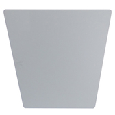 Outboard motor mounting pad