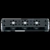 Harken 38 mm aluminum organizer 3 sheave