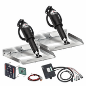 Lenco Edge-Mount Trim Tabs