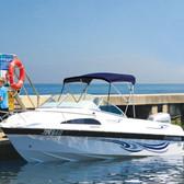 Ski-Boat Bimini Cover
