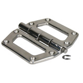 Cast hatch hinge 316g stainless steel