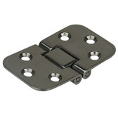 Flush dual pivot hinge 304 stainless steel
