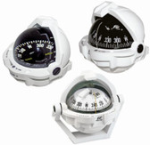 Compasses - Offshore 105 Powerboat Flush Mount White