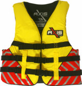 Foam - Approved Nylon Life Vest - L50S Child and Junior Yellow