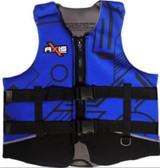 Foam - Approved Neoprene Life Vest - L50S Adult Blue