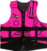Foam - Approved Neoprene Life Vest - L50S Adult Pink