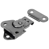Stainless steel rotary draw latch