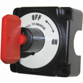 Mini Battery Isolator Switches - Removable Key Style