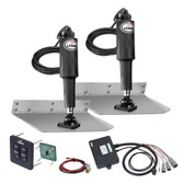 Lenco r trim tab complete standard mount standard switch kits