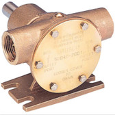 Bronze Flexible Impeller Pump 3/4 Inch