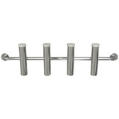 Rod holder stainless steel bolt on rocket launcher