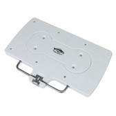 Electric motor mounting bracket