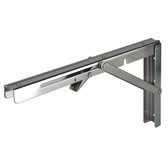Stainless steel folding bracket