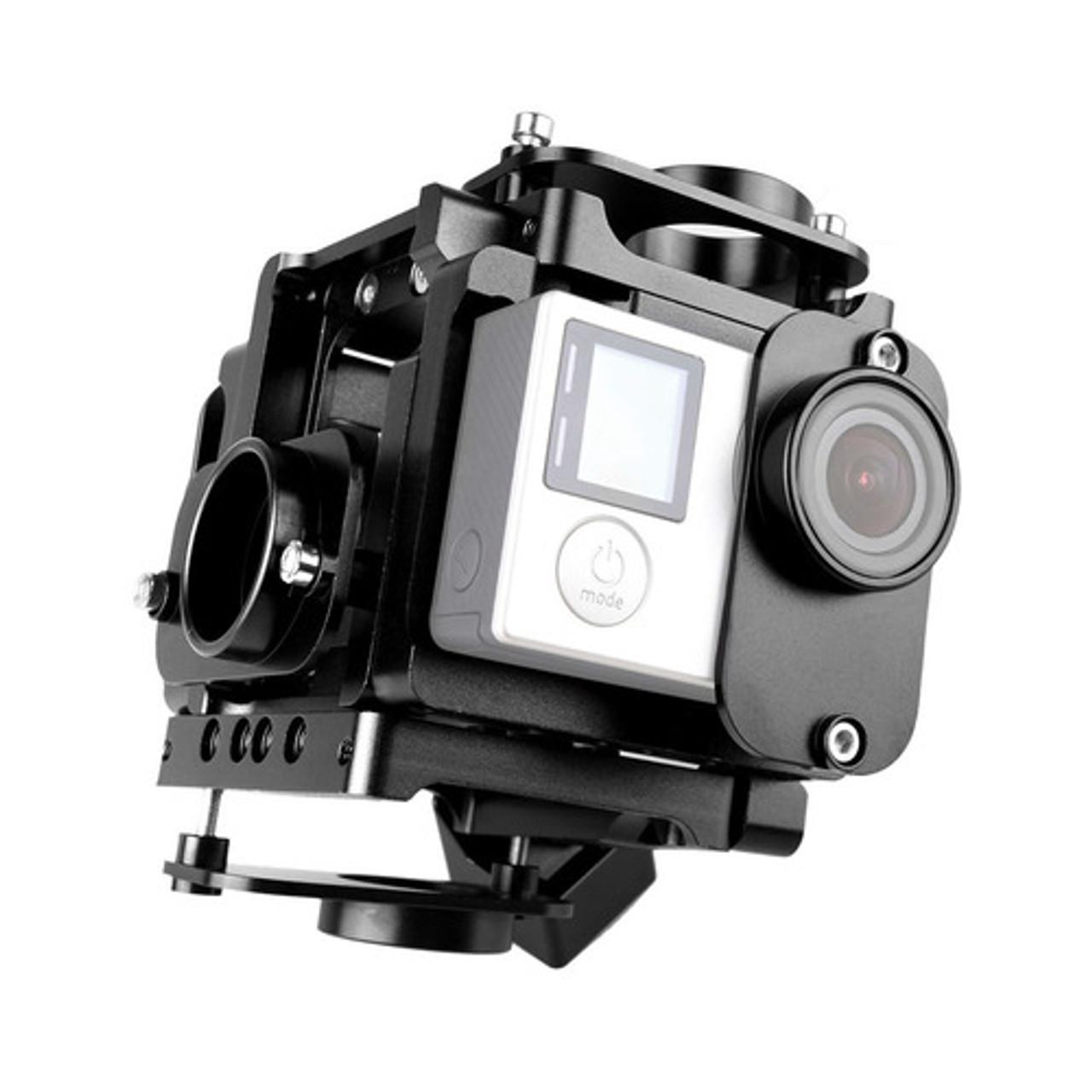 SmallRig 360¡ã 6 Camera Video Mount Holder for Gopro HERO4/3+/3 1833