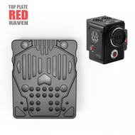Top plate and base plate for Red Raven