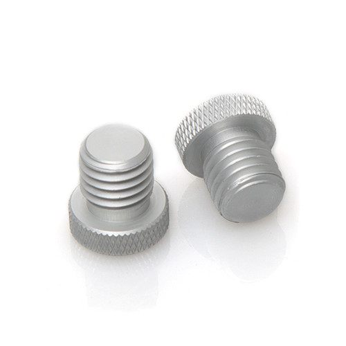2pcs Rod Cap(M12 thread-silver) 1475