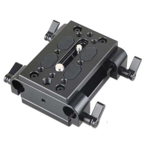 SmallRig Tripod Mounting Kit W/15mm Rail Block 1798