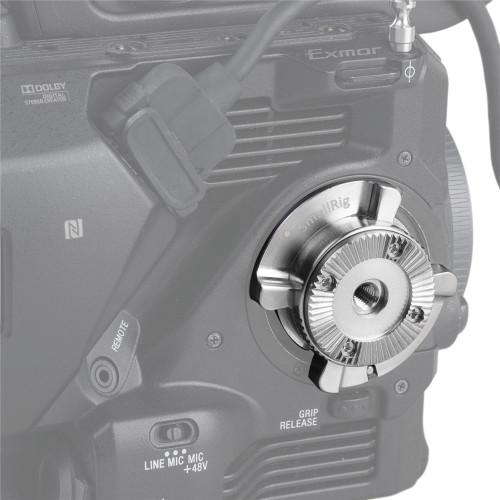 SmallRig Sony FS5 Camera Body Rosette Mount 1866