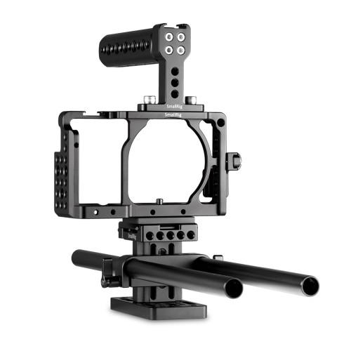 SmallRig Sony A6500/A6300/A6000/ILCE-6000/ILCE-6300/ILCE-6500 NEX7 Accessory Kit 1886