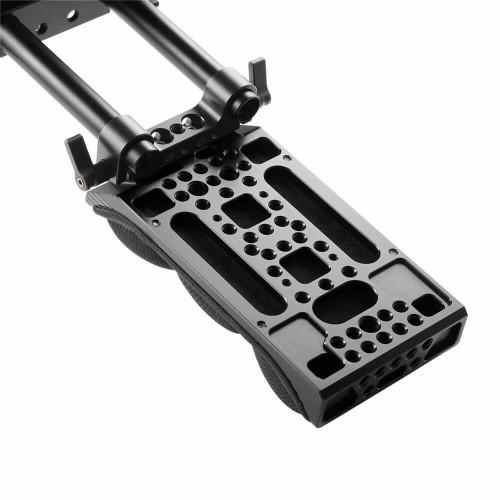 SmallRig Universal Shoulder Pad Kit with High-Density Memory Foam 2079