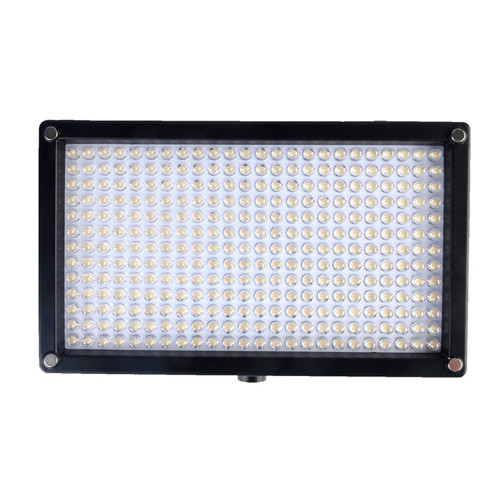 312AS On-Camera Bi-Color Changing Dimmable LED Video Light 892