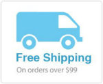 Free Shipping on Orders over 99!