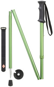 Adjustable Folding Backcountry Hiker-Green