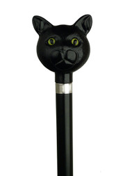 Catatude Cat Handle Walking Cane