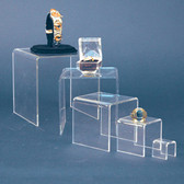 Jewelry Showcase Display Riser Set (5pcs)