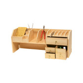 Multi-Function Small Benchtop Tool Organizer