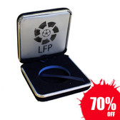 Coin Case Velvet Box for 1 Eagle Silver Coin