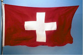 Switzerland Country Flag 3x5 Feet