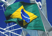 Brazil Country Flag 3X5 Feet