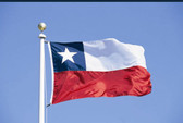 Chile Country Flag 3x5 Feet