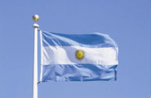 Argentina Country Flag 3X5 Feet